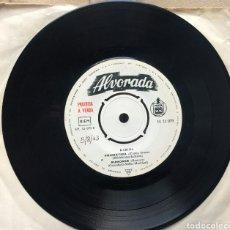 Discos de vinilo: KARINA, EP, PROMETIDA, RUMORES, PUFF, UN POCO DE AMOR, 1963. Lote 114821504