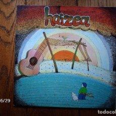 Discos de vinilo: HAIZEA - PRIMERA EDICIÓN. Lote 114822763