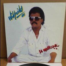 Discos de vinilo: WILFRIDO VARGAS / LA MEDICINA / LP - ARIOLA - 1986 / MBC. ***/***. Lote 114824979