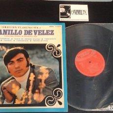 Discos de vinilo: GITANILLO DE VELEZ - COLECCION DE FLAMENCO VOL. 1. Lote 114829343