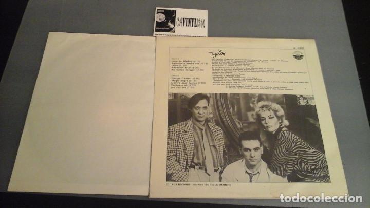 Discos de vinilo: Nylon – LP: 21 Records – SL-21508 Como Nuevo - Foto 2 - 114836059