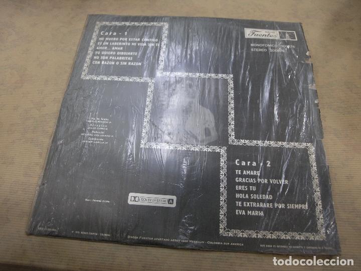 Discos de vinilo: EXITOS INSTRUMENTALES DEL MOMENTO POR LOS CELESTES DISCOS FUENTES COLOMBIA - Foto 2 - 114836775