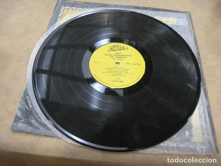 Discos de vinilo: EXITOS INSTRUMENTALES DEL MOMENTO POR LOS CELESTES DISCOS FUENTES COLOMBIA - Foto 3 - 114836775