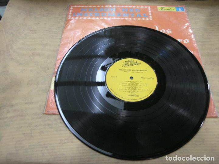 Discos de vinilo: NELSON NED INSTRUMENTAL LOS DEORO LOS DIPLOMÁTICOS DISCOS FUENTES COLOMBIA - Foto 3 - 114837019