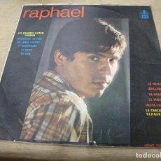 Discos de vinilo: RAPHAEL DISCOS FUENTES COLOMBIA . Lote 114838071