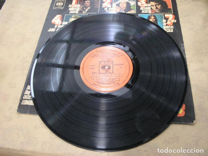 Discos de vinilo: DISCO 13 FABULOSOS VOL. 12 CBS COLOMBIA - Foto 3 - 114839599