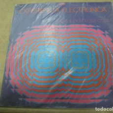 Discos de vinilo: DISCO EXPERIENCIA ELECTRÓNICA THE SOUND OF CRISS CROSS CODISCOS COLOMBIA. Lote 114840015