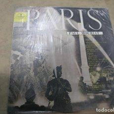 Discos de vinilo: DISCO PARIS PAUL MOURIAT ORQUESTA CUERDAS CUPIDO RECORDS COLOMBIA. Lote 114840299