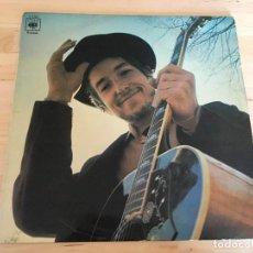 Discos de vinilo: BON DYLAN NASHVILLE SKYLINE ED. ESPAÑOLA 1972. Lote 114844743