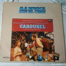 Discos de vinilo: HISTORIA DE LA MÚSICA EN EL CINE 16: CAROUSEL (CAPITOL EMI ODEON BELTER 1982). Lote 114852267
