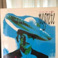 Discos de vinilo: JORGE NEGRETE-22 GRANDES EXITOS-1991-2 LP-PRECINTADO NUEVO. Lote 171382569