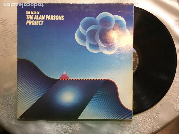 LP: THE BEST OF, THE ALAN PARSONS PROJECT. (Música - Discos - LP Vinilo - Pop - Rock - New Wave Extranjero de los 80)