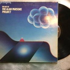 Discos de vinilo: LP: THE BEST OF, THE ALAN PARSONS PROJECT.. Lote 114868375