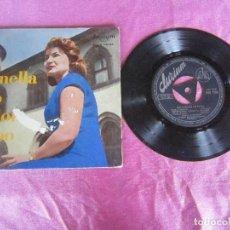 Discos de vinilo: NELLA COLOMBO BOCCUCCIA DI ROSA PASTORELLO .EP VINILO. Lote 114873507