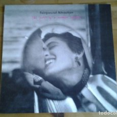 Discos de vinilo: FAIRGROUND ATTRACTION -THE FIRST OF A M ILLION KISSES - LP RCA 1988 ED. ALEMANA LC0316 MUY BUENAS CO. Lote 114876499