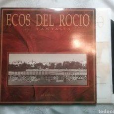 Disques de vinyle: LP: ECOS DEL ROCÍO, ES... FANTASÍA.. Lote 229632720