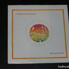 Discos de vinilo: VENDO SINGLE DE DREAD ZEPPELIN, AÑO 1990 (MAS INFORMACIÓN EN EL INTERIOR).. Lote 114893551