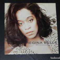 Discos de vinilo: VENDO SINGLE DE REGINA BELLE, AÑO 1993 (MAS INFORMACIÓN EN 2ª FOTO EN EL INTERIOR).. Lote 114893835