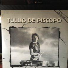 Discos de vinilo: TULLIO DE PISCOPO-STOP BAJON-1984-MUY BUEN ESTADO. Lote 114899224