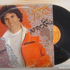 Discos de vinilo: GEORGIE DANN - EL AFRICANO - MAXISINGLE 45 - 1985 RCA. Lote 114901547