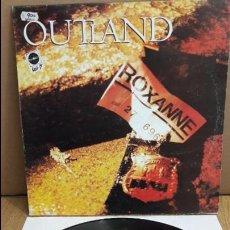 Discos de vinilo: OUTLAND / ROXANNE / MAXI-SG - BLANCO Y NEGRO - 1993 / MBC. ***/***. Lote 114902027