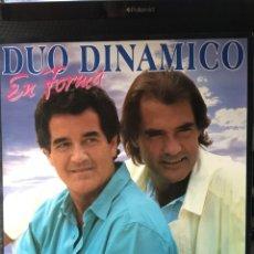 Discos de vinilo: DUO DINAMICO-EN FORMA-1988-VINILO COMO NUEVO. Lote 114907582