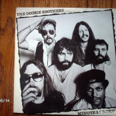 Discos de vinilo: THE DOOBIE BROTHERS - MINUTE BY MINUTE . Lote 114907811