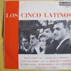 Discos de vinilo: 10 PULGADAS - LOS CINCO LATINOS - MISMO TITULO (EDICION ESPECIAL PARA CIRCULO DE LECTORES 1967). Lote 114909211