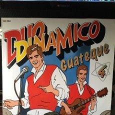 Discos de vinilo: DUO DINAMICO-GUATEQUE 4-1989-MAXI MUY RARO-NUEVO!!. Lote 114909694