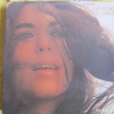 Discos de vinilo: LP - MARIA DEL MAR BONET - ANELLS D'AIGUA (SPAIN, ARIOLA 1985). Lote 114915455