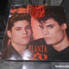 Discos de vinilo: BICEPS: PLANTA 20. 12´´ MAXI EN VINILO.. Lote 114921431