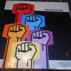 Discos de vinilo: FRANKIE GOES TO HOLLYWOOD: RAGE HARD. 12´´ MAXI VINILO.. Lote 114921715