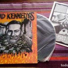 Discos de vinilo: DEAD KENNEDYS GIVE ME CONVENIENCE OR GIVE ME DEATH (TENTACLES1987)+LIBRETO-FANZINE ORIGINAL INGLES. Lote 114931735