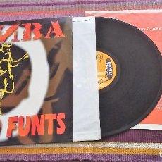 Discos de vinilo: DANBA. FRANGO FUNTS. ESAN OZENKI RECORDS, ESP. 1992 LP (CONTIENE ENCARTE LETRAS). Lote 114932659