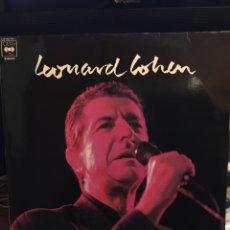 Discos de vinilo: LEONARD COHEN-SPAIN PROMO 1989-VINILO NUEVO. Lote 114934836