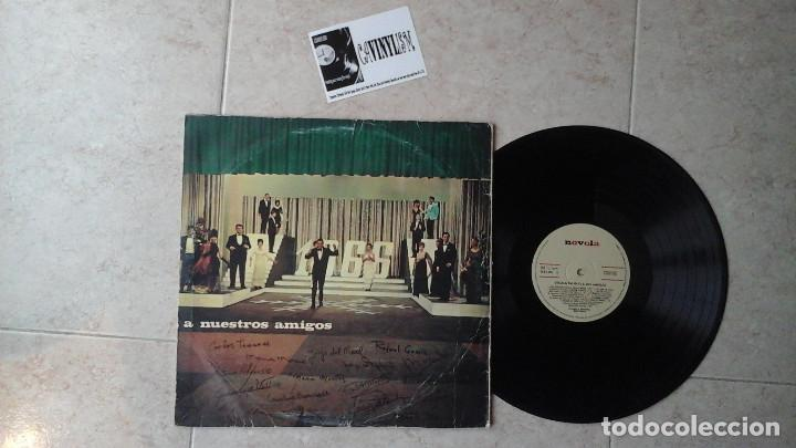 Discos de vinilo: ESCALA EN HI FI / LP / NOVOLA 1966 - Foto 2 - 114937807