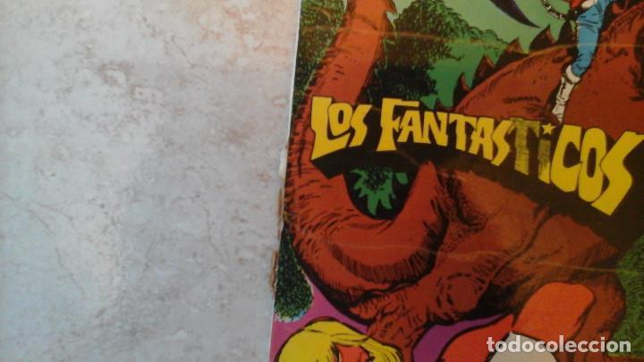 Discos de vinilo: Las aventuras de los Fantásticos LP Raro - Foto 2 - 114939075