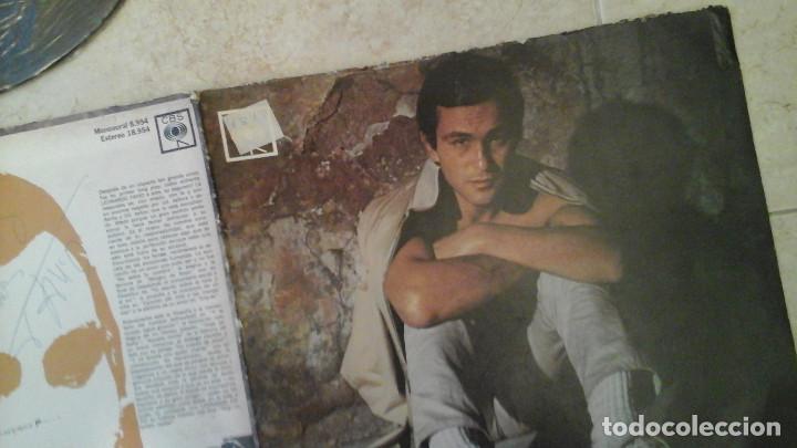 Discos de vinilo: Leonardo Favio Vinilo Lp Firmado por Leonardo Favio - Foto 3 - 114940095