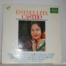 Discos de vinilo: ESTRELLITA CASTRO-LP ZAFIRO. Lote 114951847