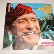 Discos de vinilo: SINGLE PACO MARTÍNEZ SORIA. CUENTOS BATURROS 2. VERGARA 1967 SPAIN (DISCO PROBADO Y BIEN). Lote 114956583