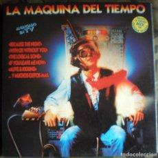 Discos de vinilo: LA MAQUINA DEL TIEMPO 2LP 1993 CARPETA DOBLE. Lote 114964003