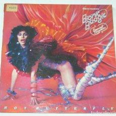Discos de vinilo: GREGG DIAMOND-BIONIC BOOGIE-HOT BUTTERFLY, POLYDOR-23 91 373. Lote 114971047