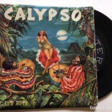 Discos de vinilo: FRED BUNGE Y SU CONJUNTO - CALYPSO (VOL 1) / EP BELTER 50.059 - EDICION ESPAÑOLA - AUDIO BUEN ESTADO. Lote 114974075