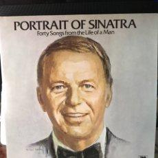 Discos de vinilo: FRANK SINATRA-FORTY SONGS FROM THE LIFE OF A MAN-2 LP-VINILOS NUEVOS!!. Lote 114988822
