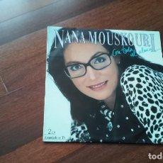 Discos de vinilo: NANA MOUSKOURI-CON TODA EL ALMA.DOBLE LP. Lote 114992335