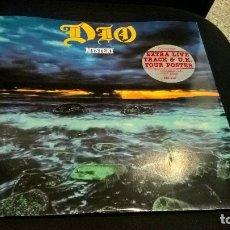 Discos de vinilo: MUSICA HEAVY: DIO MYSTERY CON EL POSTER EDICION LIMITADA Y NUMERADA 412 MUY DIFICIL. Lote 115003619