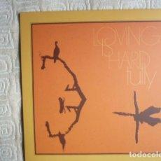 Discos de vinilo: TULLY.- LOVING IS HARD /PSYCH-FOLK DE AUSTRALIA (REEDICIÓN). Lote 115011947