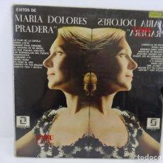 Discos de vinilo: EXITOS MARIA DOLORES DE LA PRADERA. Lote 115014099
