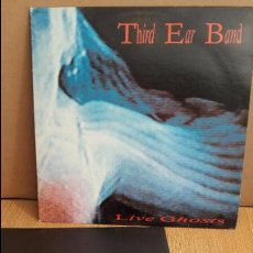 Discos de vinilo: THIRD EAR BAND / LIVE GHOSTS / LP - MATERIALI SONORI - 1989 / MBC. ***/***. Lote 115014595