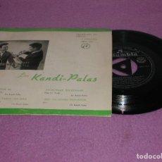Discos de vinilo: LOS KANDY - PALAS * LOCA POR MI + 3 / COLUMBIA - AÑO 1962. Lote 115014815